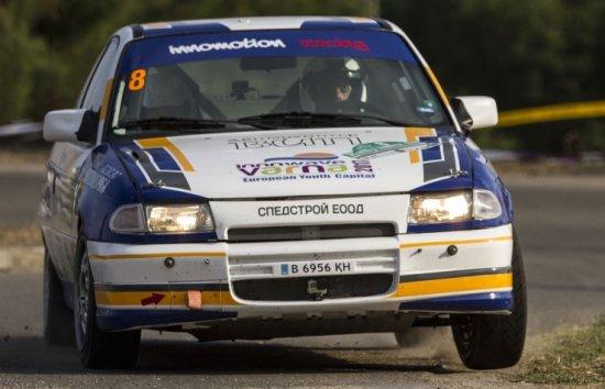 Български технологичен лидер ще подкрепи InnoMotion Racing през сезон 2017