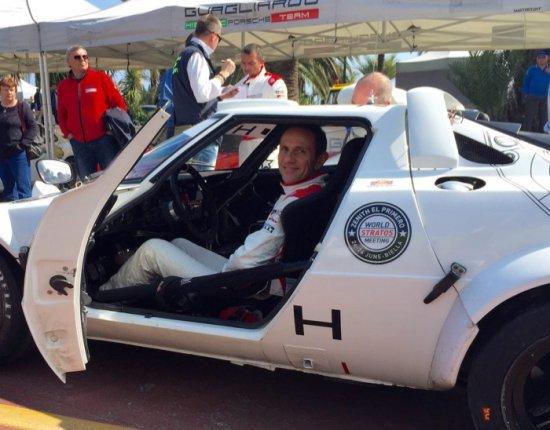 Фантазия - 40 Lancia Stratos на едно място и Ерик Кома - видео