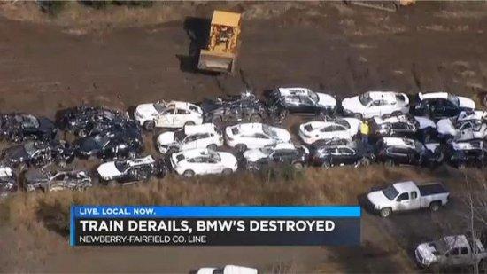BMW армагедон - видео