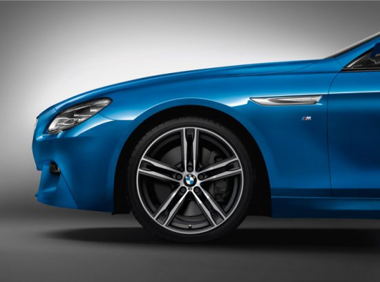 BMW Серия 6: луксозна елегантност във върхова форма