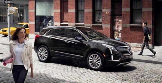Новият Cadillac XT5 e по-лек и луксозен