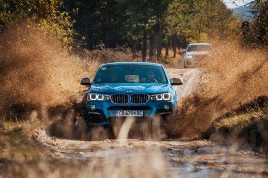 BMW xDrive Tour демонстрира възможностите и многообразието от предложения на интелигентната система за задвижване на четирите колела