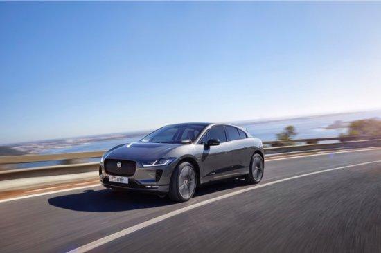 Източник: •Мощният електрически SUV модел Jaguar I-PACE и Range Rover SV
