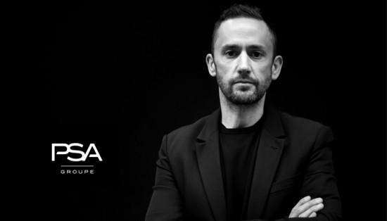 Peugeot обояви, че от днес марката има нов дизайнер директор в