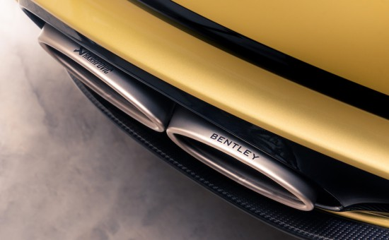 Bentley обяви, че актуалните версии на Continental GT Speed и GT