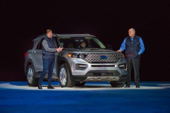 Ford разкри първата информация за изцяло новото поколение- моделна генерация 2020 година,