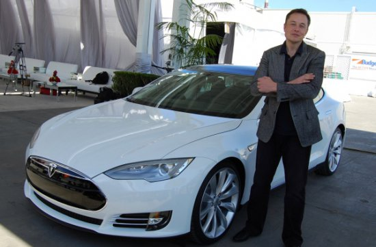 Илон Мъск не е само лице на иновационната компания Tesla, той
