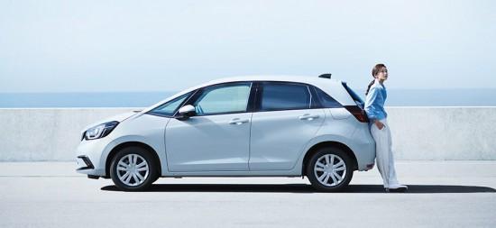 Изцяло новото поколение на хитовия за Honda Motor модел Fit отбелязва