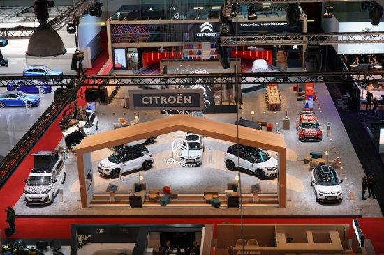 Citroen обяви, че професионално жури, функциониращо от 2004 година, е присъдило ежегодния