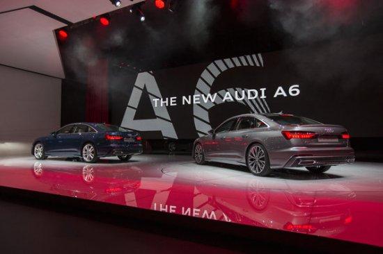 Двата основни акцента в участието на Audi на международното изложение в