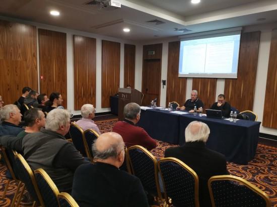 """На 14 декември в хотел """"Метрополитън"""" се проведе учредителното събрание за създаването"""