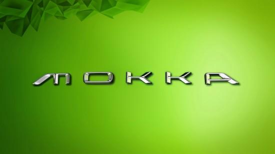 Mokka във фокуса на вниманието – емблемата с името на модела