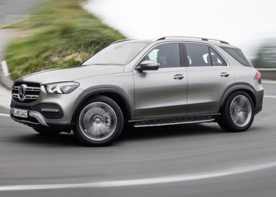 Mercedes-Benz разкри първите подробности, снимки и видео за версията 2019 година