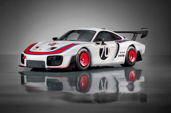 Porsche разкри първите подробности за новата версия на легендарният си Моби Дик