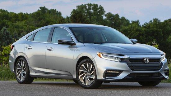 Американското подразделение на Honda анонсира, че изцяло новото поколение на модела Insight