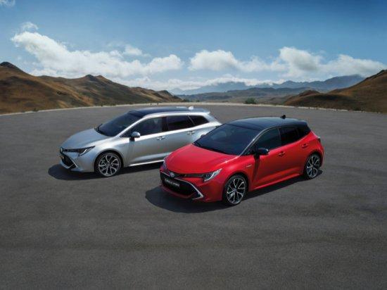 Трите основни новости на щанда на Toyota на тазгодишното изложение в