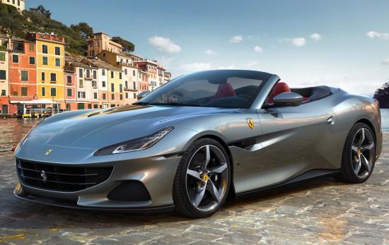 Ferrari разкри подробности за новата версия на хитовия си модел Portofino-