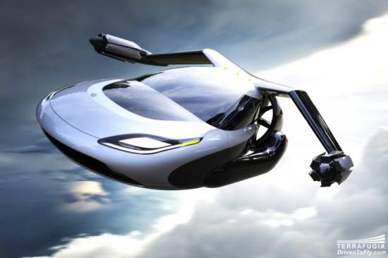 Летящото такси все още е само визия за неограничена мобилност. И