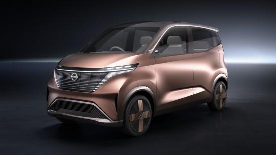 Nissan разкри първите подробности за новостите, които ще представи по време