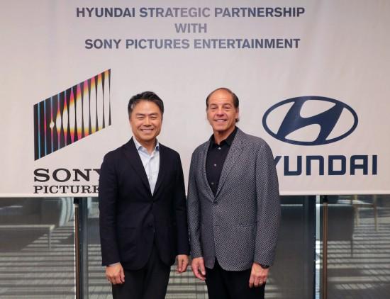 Hyundai Motor и Sony Pictures обявиха, че двете компании са поставили