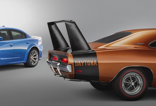 Снимка: 717 кончета за Dodge Charger Daytona 50th Anniversary Edition