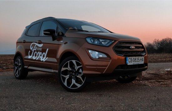 При появата си на европейския пазар преди около 5 години, Ford
