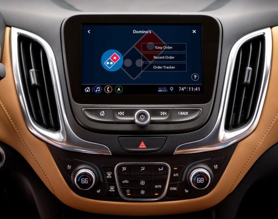 Chevrolet обяви, че компанията разширява функционалността Chevrolet Marketplace на бордова си мултимедийна