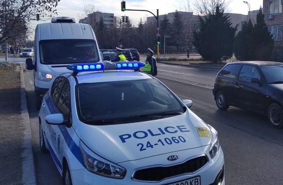 От днес до неделя е в ход специализирана полицейска операция по