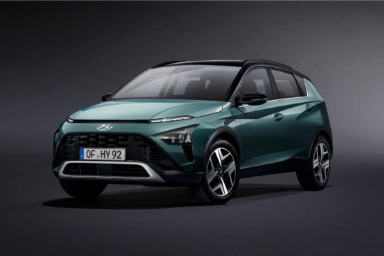 Днес Hyundai разпространи първата информация за изцяло новото си и най-малко SUV