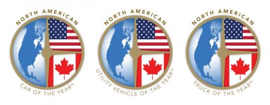Журито на конкурса Автомобил, Многофункционален и Пикап на годината на Северна Америка
