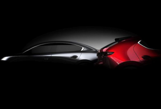Днес Mazda обяви, че в края на ноември- по време на