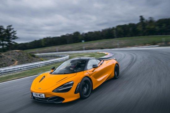 McLaren Automotive анонсира нов специално разработен пакет за модела 720S, който