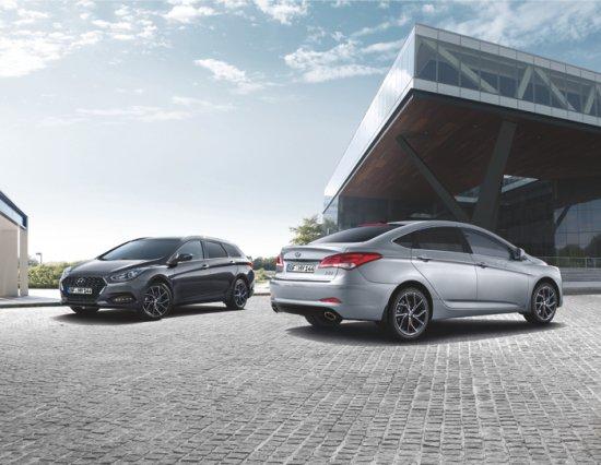 Hyundai Motor обяви, че моделът i40 (седан и комби) е преминал