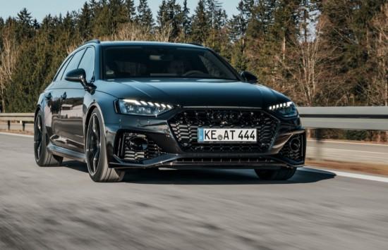Специалистът в областта на доработката на модели от портфолиото на Audi-