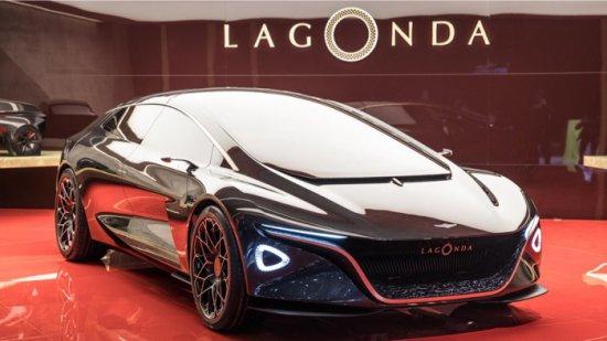 Aston Martin ще лансира Lagonda като марка електрически автомобили от най-висок клас