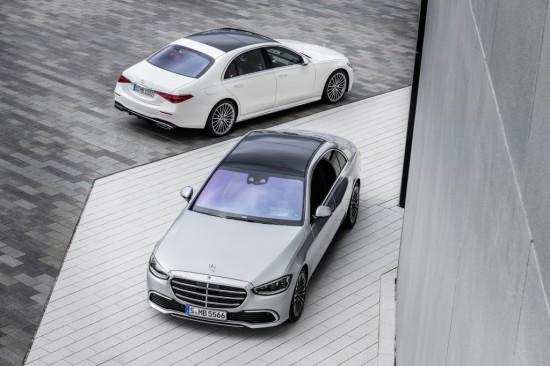 Днес Mercedes разкри първите подробности за новото поколение на флагмана си