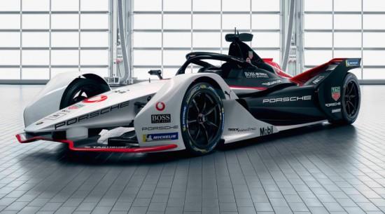 Porsche пренесе през океана три свои автомобила, които ще покаже на американците