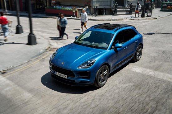 Почти три месеца след премиерата на новия Macan в , Porsche