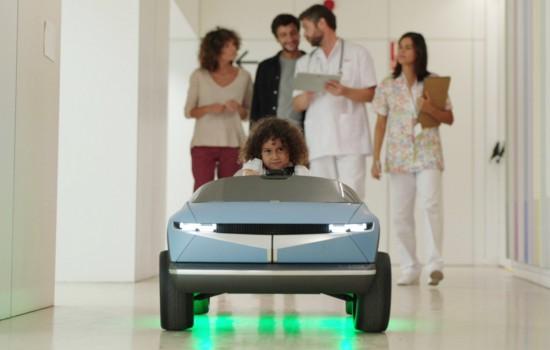 """Hyundai представи мини електрически автомобил, който като част от проекта """"Little Big"""