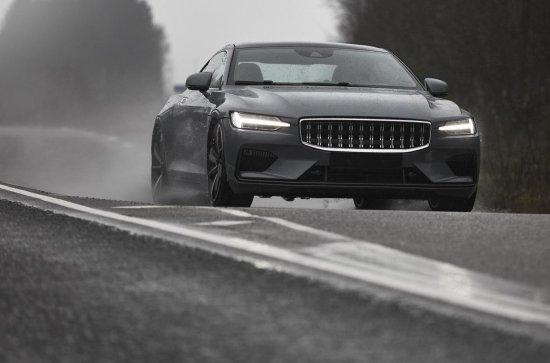 Polestar, която е част от гиганта Volvo Cars, обяви, че реалните