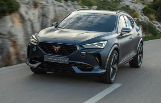 Испанският автомобилен производител SEAT разпространи нови снимки и видео на първото специално