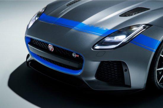 Източник: Купувачите на новия Jaguar F-TYPE SVR вече могат да изберат