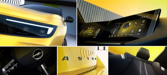 Днес Opel разпространи първите изображения на изцяло новото поколение на хитовата си