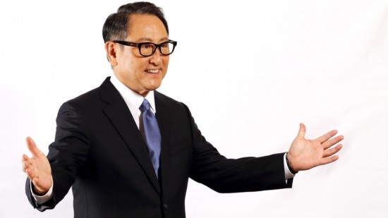 На редовно заседание на Японската асоциация на автомобилните производители (JAMA), нейният председател