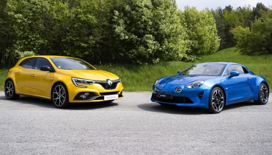 Renault Group обяви, че от 1 май тази година, спортното подразделение