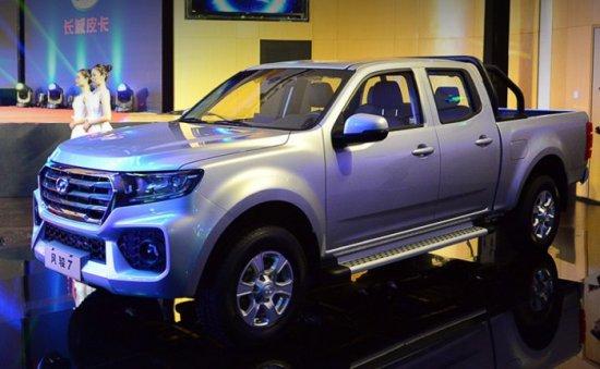 Концернът Great Wall Motor (GWM) създаде отделна марка Great Wall Pickup,
