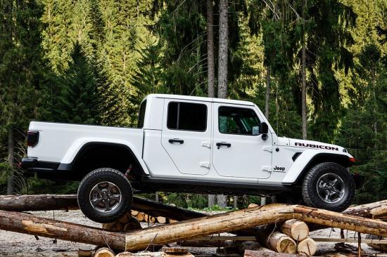 По случай ежегодното си тематично събитие Camp Jeep, което ще се