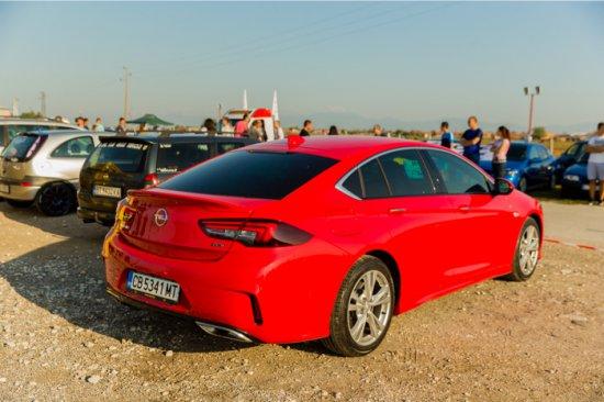 Десето издание на националния събор на почитателите на марката Opel в