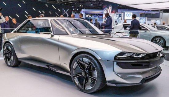 Tри нови автомобила представени в Париж демонстрират на практика за инвеститорите и