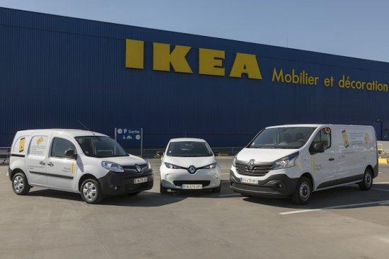 Подразделението Renault MOBILITY на Renault обяви, че компанията е подписала партньорски договор